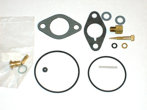 Carburetor Rebuild Kit for Wisconsin TRA10D, TRA12D with Walbro carburetor model LME, 31390