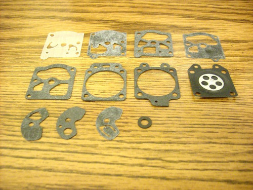 Carburetor Rebuild Kit for Walbro WA, WT, D10WAT, D1WAT, D2WAT, D4WAT, D10-WAT, D1-WAT, D2-WAT, D4-WAT