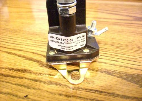 Starter Solenoid for Stiga 1134296201, 9400007000, 1134-2962-01, 9400-0070-00