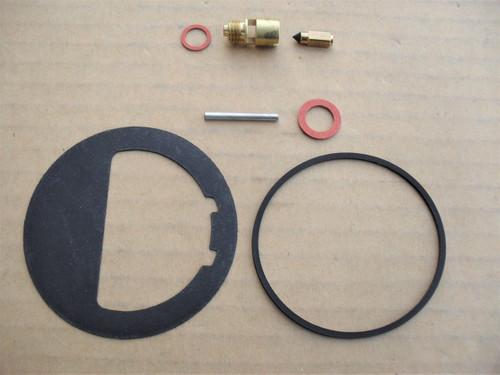Carburetor Rebuild Kit for Clinton D, VS700, 800, A, VS800, 900-1000, 900-2000,1000, D1100, 1200-2000, VS2100, 220-701, 231-555, 275-776, 275-778, 39-268-500, 39-887-500, 39-914-500, 220701, 231555, 275776, 275778, 39268500, 39887500, 39914500