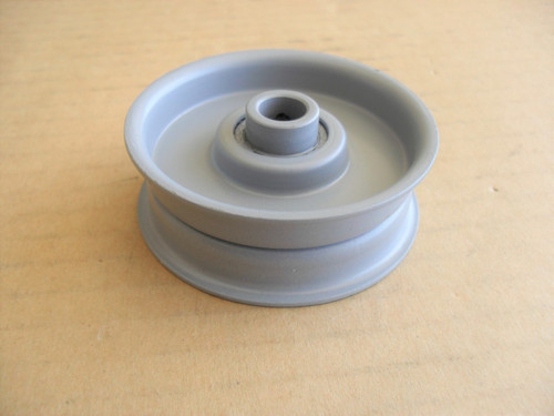 "Idler Pulley for AYP, Craftsman 4933H, 583768601, 78744, Made In USA, ID: 3/8"" OD: 2-1/2"""