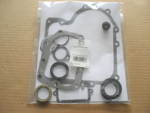 Engine Gasket Set for Briggs and Stratton 10 HP to 13 HP 494241, 490525 Include Oil Seals &