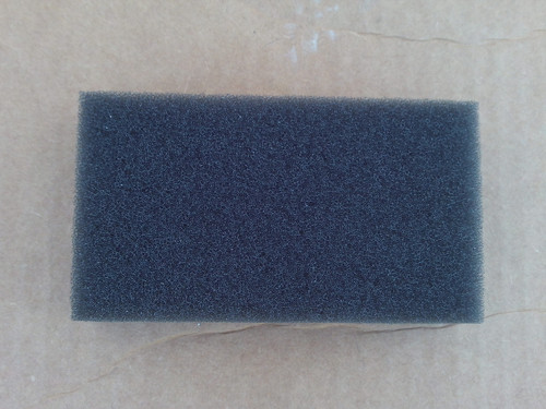Air Filter for Lawn Boy 1074621, 609493, 107-4621 F series engines 1978 and newer, Made In USA, lawnboy