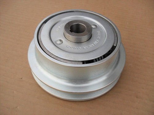 "Noram Pulley Clutch for Wacker Compactor 3/4"" bore, for 5 HP 40028"