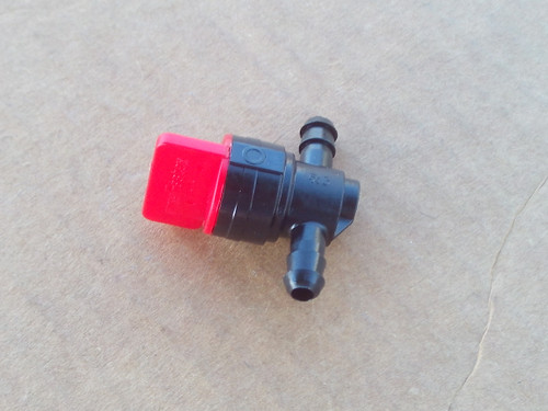 Fuel Gas Shut Off Valve for Briggs and Stratton 494768, 698183, 697947, 5091K, 5091H &