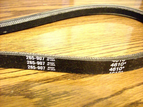 Auger Drive Belt for Ariens 07200020, 07200623 snowblower, Made In USA, snow thrower blower snowthrower