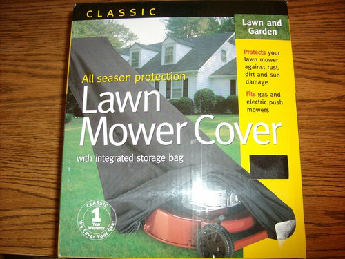 Lawn mower cover for Mclane, Craftsman and many other lawnmower 750-927