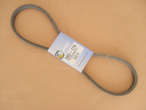 Drive Belt for MTD Variable Speed Pulley to Transmission 754-0468, 954-0468, 7540468, 9540468 Made In USA