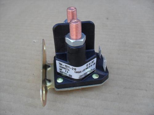 Starter Solenoid for John Deere L100, L110, L118, 120, L130, AM130365, AM132990, AM133094, AM138497