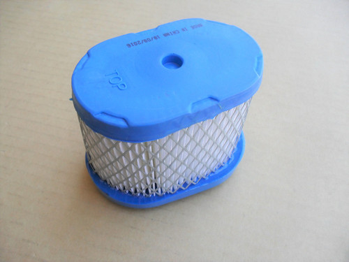 Air Filter for Briggs and Stratton 498596, 498596S, 690610, 697029, 4207, 5059, 5059D, 5059H, 5059K &