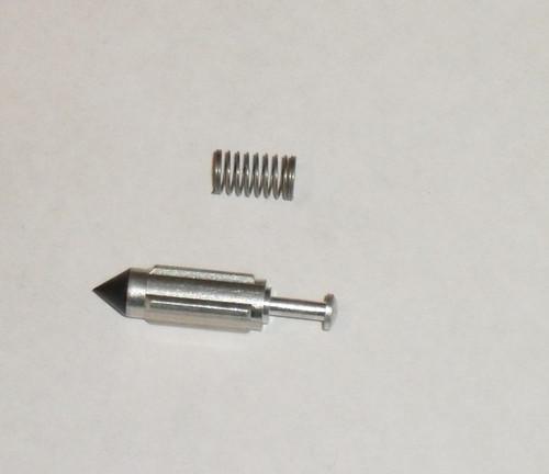 Carburetor Needle for Honda GX240, GX270, GX340, GX390, GXV270, GXV340, GXV390, 16011ZAO931, 16011-ZA0-931 Includes Spring