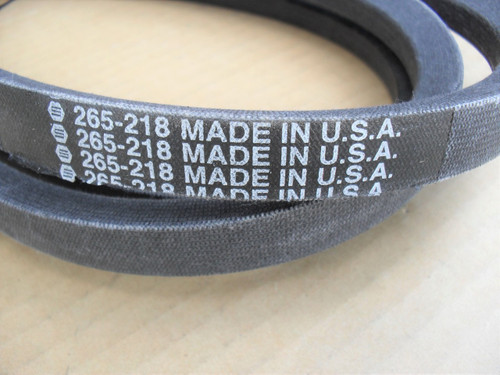 "Deck Belt for Ariens 54"" Cut 21546382, Made In USA"