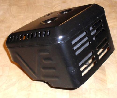Muffler for Honda GX240, GX270, 18310ZE2W00, 18310ZE2W01, 18320ZE2W01, 18320ZE2W02, 18310-ZE2-W00, 18310-ZE2-W01, 18320-ZE2-W01, 18320-ZE2-W02
