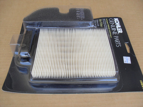 Air Filter Kit for Kohler SV470 thru SV610, Courage 15 thru 21 HP, 2008302, 2088302, 2088302S, 2088302S1, 2088306S1, 20 083 02, 20 883 02, 20 883 02-S, 20 883 02-S1, 20 883 06-S1, Craftsman, Toro