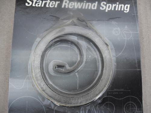 Starter Spring for Dolmar 112, 114, 117, 119, 122, 144 thru 166, 308, 310, 119163010, 144163010, 119 163 010, 144 163 010 chainsaw chain saw