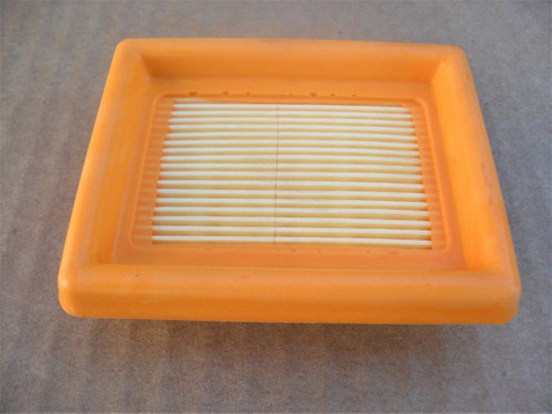 Air Filter for Stihl FS120, FS200, FS250, FS350, FS450 trimmer, brush cutter, 41341410300, 4134 141 0300