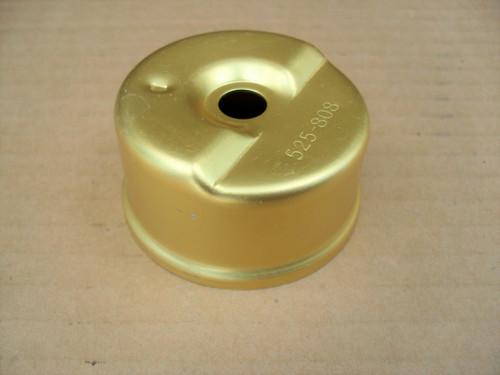 "Carburetor Bowl for Tecumseh 631700, OD: 2-1/4"""