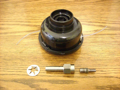 Bump Feed Head for Ryobi 260, 261, 262, 263, 264, 264-1, 264-2, 264-3, 265, 265-1, 270, 274, 274-2, 274-3, 275, 275-1, 275-P, 280, 364, 364-1, 365, 500, 520, 520-1, 520-2, 530, 540, 700, 700R, 705R, 710R, 720R, 725R, 760R, 764R, 766R, 767R, 770R, 875R, 960R, 975R, 2751
