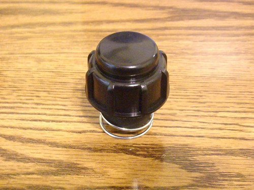 Bump Head Knob for Craftsman, Ryobi 725R, 767RS, 775R, 825R, 875R, BL26SS, MT767J, SS725R, YM21SS, YM25, YM26CS, YM26S, YM75, YM132, YM137 string trimmer 181468, 791-181468, 791-181468B