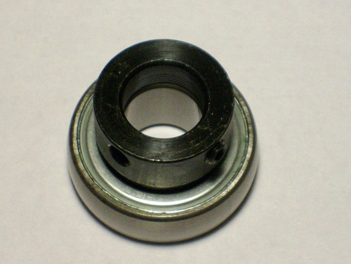 Bearing for Bluebird dethatcher, thatcher, overseeder, aerator, Blue Bird 0315, Includes Collar