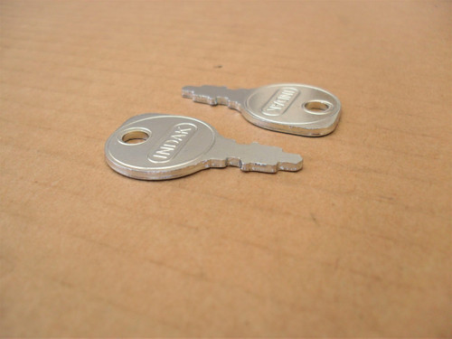 Indak Ignition Starter Switch Keys for AYP 109310X, 122147X, 532122147, 583657601