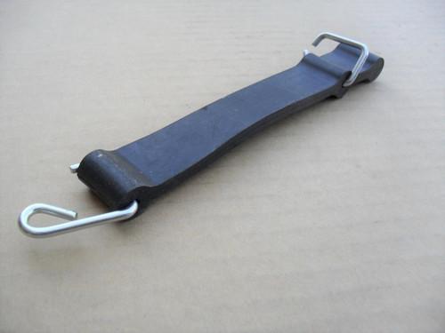 Rubber Strap for Grass Catcher Chute Tube on MTD, Montgomery Ward, Troy Bilt, Yard Man, Yard Machine 723-0383, 923-0383