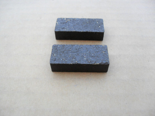 Brake Pads for AYP, Craftsman, Poulan, Weedeater, Dana, Foote Transaxle Transmission Rear End 120961X Pad, Friction Puck