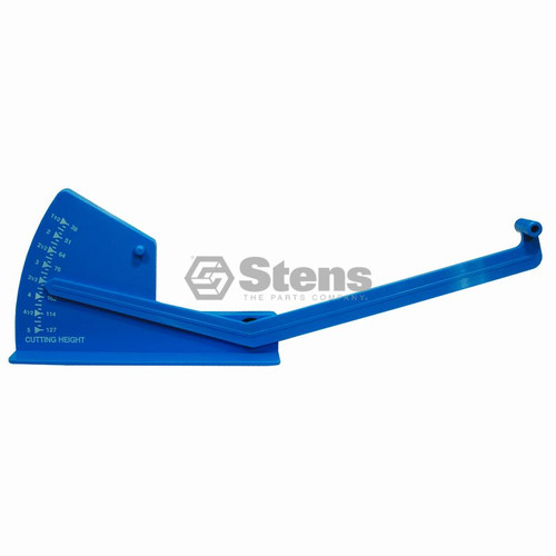 Lawn Mower Deck Leveling Gauge Tool for Craftsman, Cub Cadet, MTD, Troy Bilt, 490-900-0041, 4909000041, AM130907