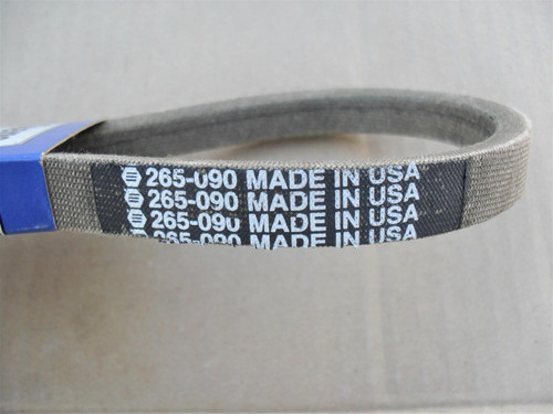 Drive Belt for MTD 754-0281, 954-0281 Variable Speed Pulley to Transmission, Made In USA