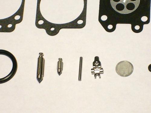 Carburetor Rebuild Kit for Shindaiwa LE230, LE231, T230, T231, K20WYL, K20-WYL