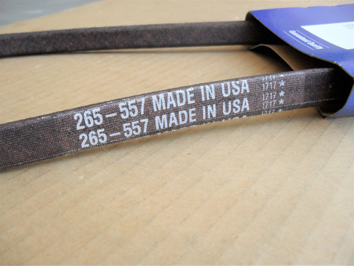 Drive Belt for MTD 754-0370, 954-0370 Variable Speed to Transmission, Made In USA