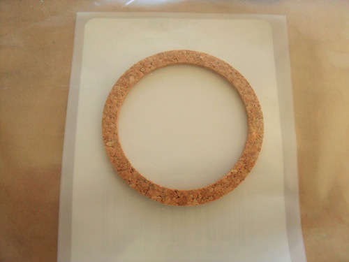 Glass Gas Fuel Filter Sediment Bowl Gasket for Briggs and Stratton, Tecumseh, Wisconsin 68477, 692190, Made In USA