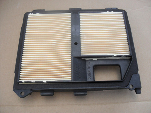 Air Filter for Honda GX610, GX620, 17010ZJ1000, 17211ZJ1000, 17218ZJ1000, 17010-ZJ1-000, 17211-ZJ1-000, 17218-ZJ1-000 Includes Pre Cleaner