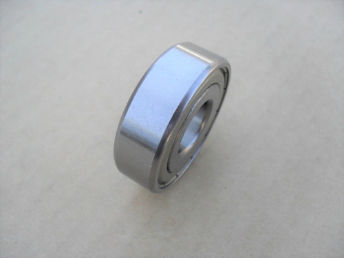 "Lawn Edger Shaft Bearing for Craftsman and Mclane 536.772100, 5/8 x 1-5/8"" x 1/2"", 1628ZZ"