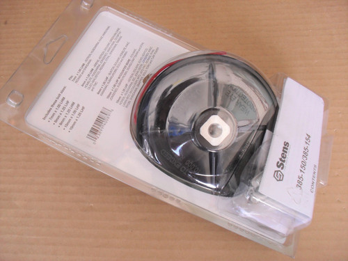 Bump Feed Head for Echo SRM 140, 140A, 140D, 140DA, 200, 200A, 200AE, 200BE, 200CE, 200D, 200DA, 200DB, 200DE, 202DA, 202FA, 210, 210AE, 210E, 250, 250E,300, 300AE, 300AE1, 300E, 302ADX, 303E, 400AE, 400B, String Trimmer