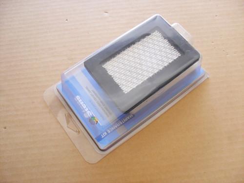 Air Filter, Fuel Filter, Foam Pre Cleaner Tune Up Kit for Shindaiwa EB802, EB802RT, EB8520, EB8520RT, EB854, EB854RT, A226000530, A226000540, 6824282120, 6824282310, 68242-82120, 68242-82310