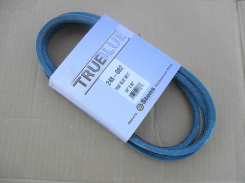 Belt for Homelite 108209, 1603077, Made in USA, Kevlar cord, Oil and heat resistant