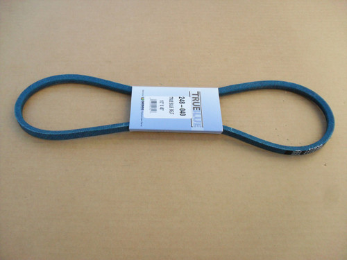 Belt for Western Auto 16386, 18263, 35545, 754-0189, 754-0244, Made In USA, Kevlar cord, Oil and heat resistant