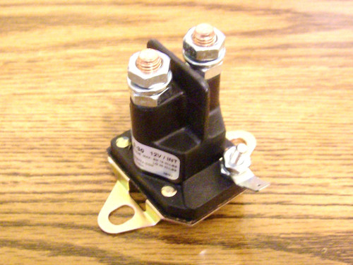Starter Solenoid for Countax 0244814800, 02-448148-00