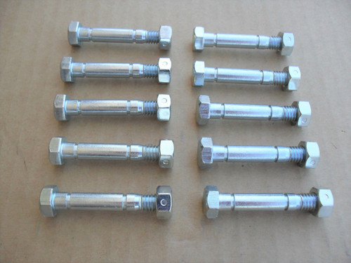 Shear Pins Bolts for Stiga 1811900201, 9987525712, 1811-9002-01, 9987-5257-12