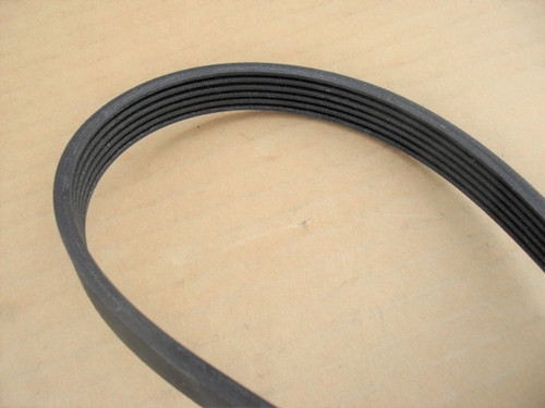 Auger Drive Belt for Troy Bilt 1737899 single stage snowthrower, snowblower, snow blower thrower