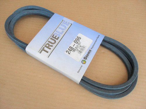 Belt for Iseki 35061980, Made in USA, Kevlar cord, Oil and heat resistant