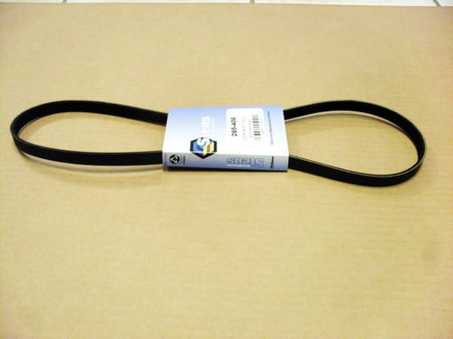 Auger Drive Belt for MTD Snow Boss 50, White 754-0452, 954-0452 Snowblower, snowthrower, snow thrower blower, Made In USA