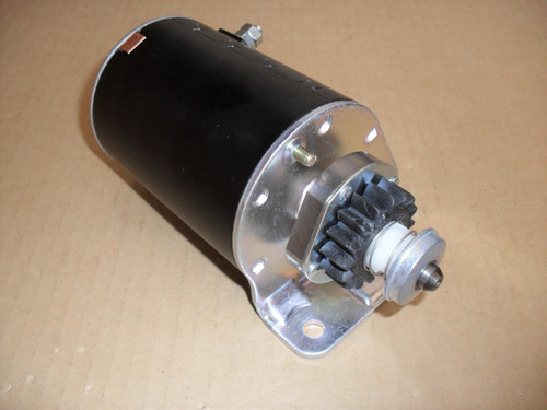 Electric Starter for Generac 075255, 75255A, 75255-A