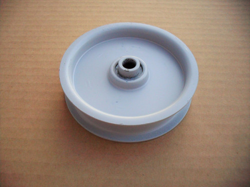 Flat Idler Pulley for AYP, Craftsman 61620,