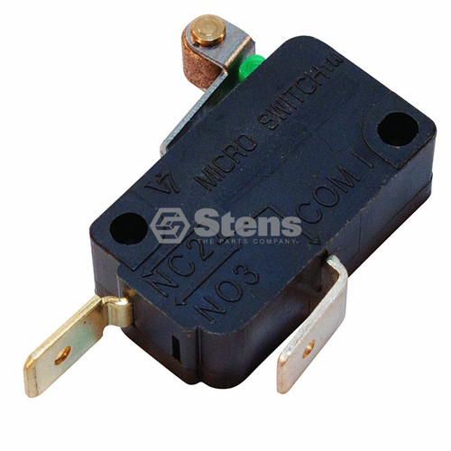Micro Switch for EZ GO, TXT, Medalist, shuttle, ST Sport, ST Sport II, ST Express, Clays Car, MPT 1000, 25861G01, 25861G02 golf cart