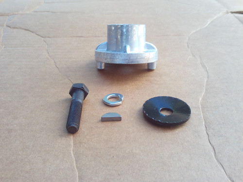 Blade Adapter for Bobcat Sensation includes bolt, washer, key 1182