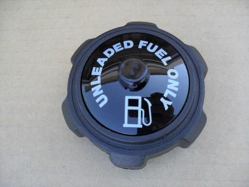 """Gas Fuel Cap for Wright Mfg Stander 41410002 ID: 2"""" Vented, Made In USA"""