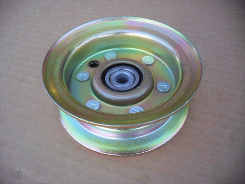 Flat Idler Pulley for Dixon 532 17 79-68, 532 19 31-97, 532177968, 532193197