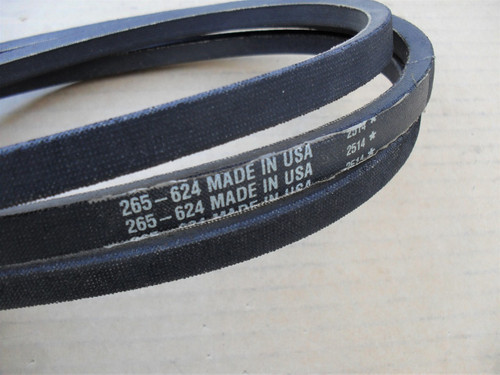Drive Belt for Craftsman 754-04145, 754-04145A, 954-04145A, Made In USA